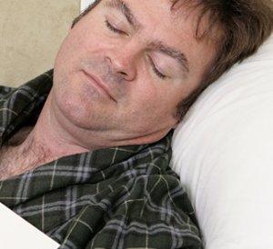 Mission Hills man with snoring problems received sleep apnea treatment from Dr. Marcos Ortega near Hillcrest.