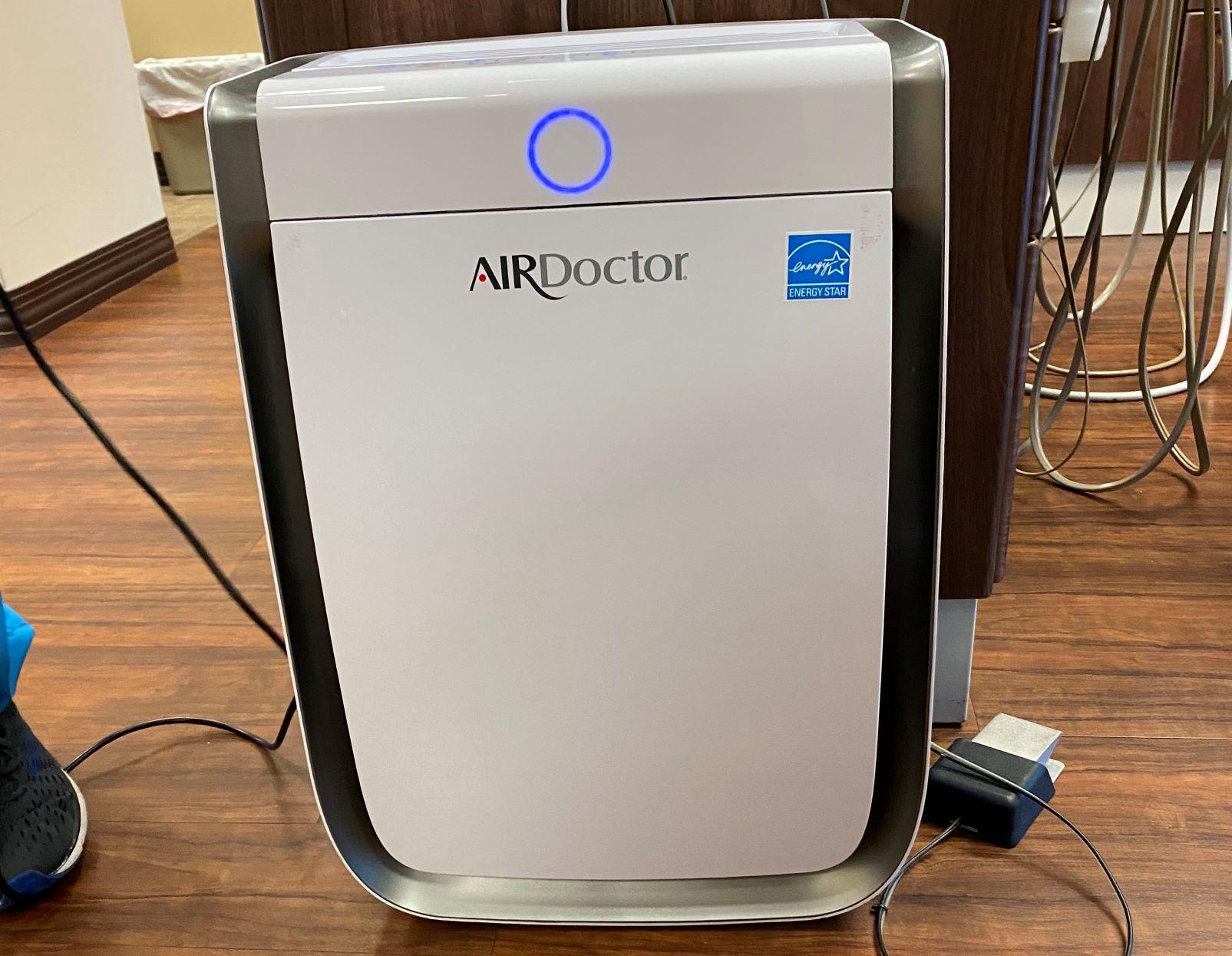COVID 19 Air Purification - Marcos Ortega DDS Hillcrest San Diego Dentist